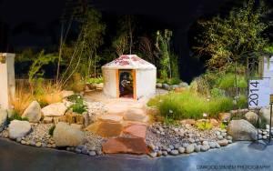 Yurt+Garden