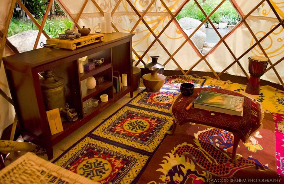Yurt Interior Healing Spirit Plants Find this pin and more on yurts by chris coffey. yurt interior healing spirit plants